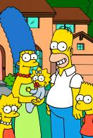 Los Simpson (Serie TV) - Cartel
